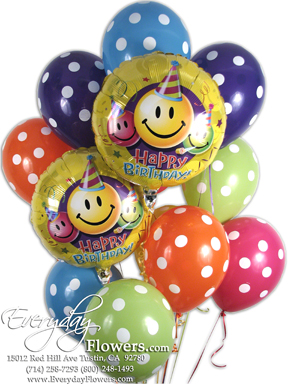 Happy Birthday Balloons Flowers Cute Pictures yhst-16180168343299_