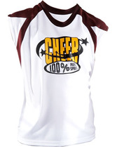 Youth Energy Cheer Camp Shirt Teamwork 1067