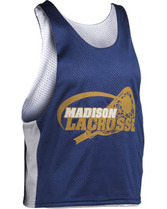 Adult Sleeveless Rev Lacrosse Jersey Teamwork 2357