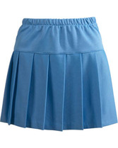 Youth Pleated Cheer Skirt Teamwork 4060