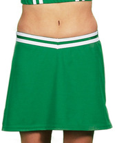 Girls A Line Trimmed Skirt Teamwork 4069