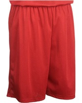 "Adult Fadeaway Tricot Basketball Short - 9"" inseam Teamwork 4434"