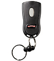 Overhead Door / Genie OCDFT-1 Mini Garage Door Opener Code-Dodger Remote W/ LED Flashlight