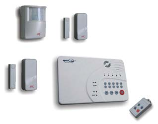 SkyLink ML-100 AAA+� Home Smart Center Wireless Alarm System