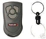 Genie Intellicode GIT390-4 Mini keychain Garage Door Opener Remote