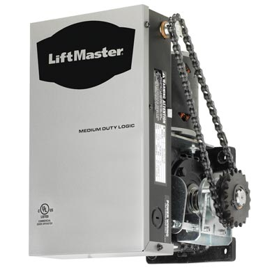 Liftmaster Mgj 5011u Garage Door Opener Medium Duty