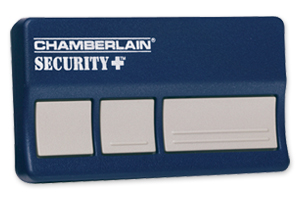 Chamberlain 953CB / 953C Multi-Function 3-Button Garage Door Opener Remote