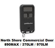 Liftmaster 890max Remote Replaces 370lm Amp 970lm Garage