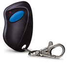 Transmitter Solutions Monarch 318LIPW1K Garage Door Opener Keychain Remote