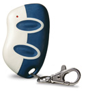 Transmitter Solutions Monarch 318LIPW2K Garage Door Opener Keychain Remote