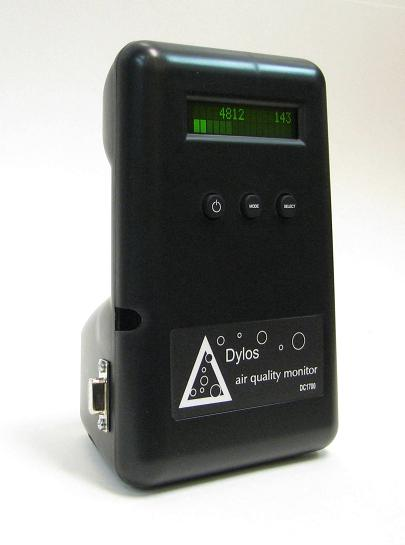 DC1700 Air Quality Monitor