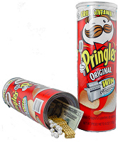 Pringles Potato Chips Diversion Safe