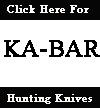 KA-BAR Hunting Knives