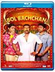 Bol Bachchan - Indian Hindi Movie Blu ray Disc