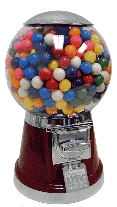Gumball Machine Factory Com