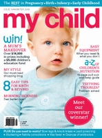 <center>My Child Magazine</center>