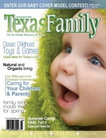 <center>Texas Family Magazine</center>