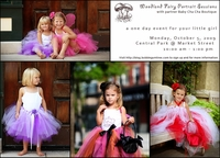 Woodlands Fairy Photo Shoot Event