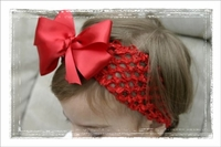 <center>Satin Bow/Headbands</center>