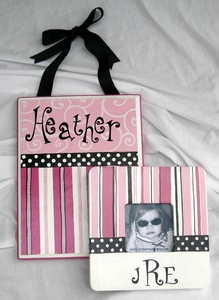 "<center>""Striped & Swirly"" Gift Set</center>"