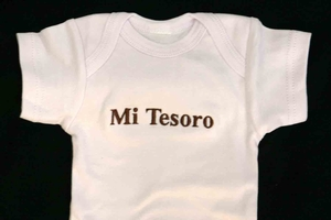 "<center>""Mi Tesoro"" (My Treasure)</center>"