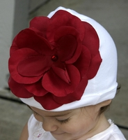 <center>Red Rose/White Hat</center>