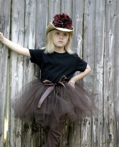 <center>Choclate Brown Tutu</center>