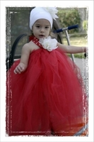 <center>Red Tutu Gown</center>
