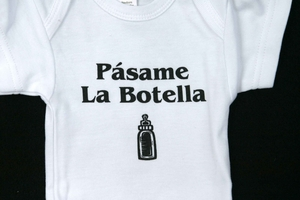 <center>Pasame La Botella (Pass me the bottle)</center>