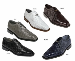 Belvedere Susa Crocodile Shoes