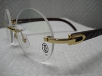 Designer Wood Philmore Eyeglasses