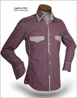 Angelino CK Purple <br>size S(15.5)