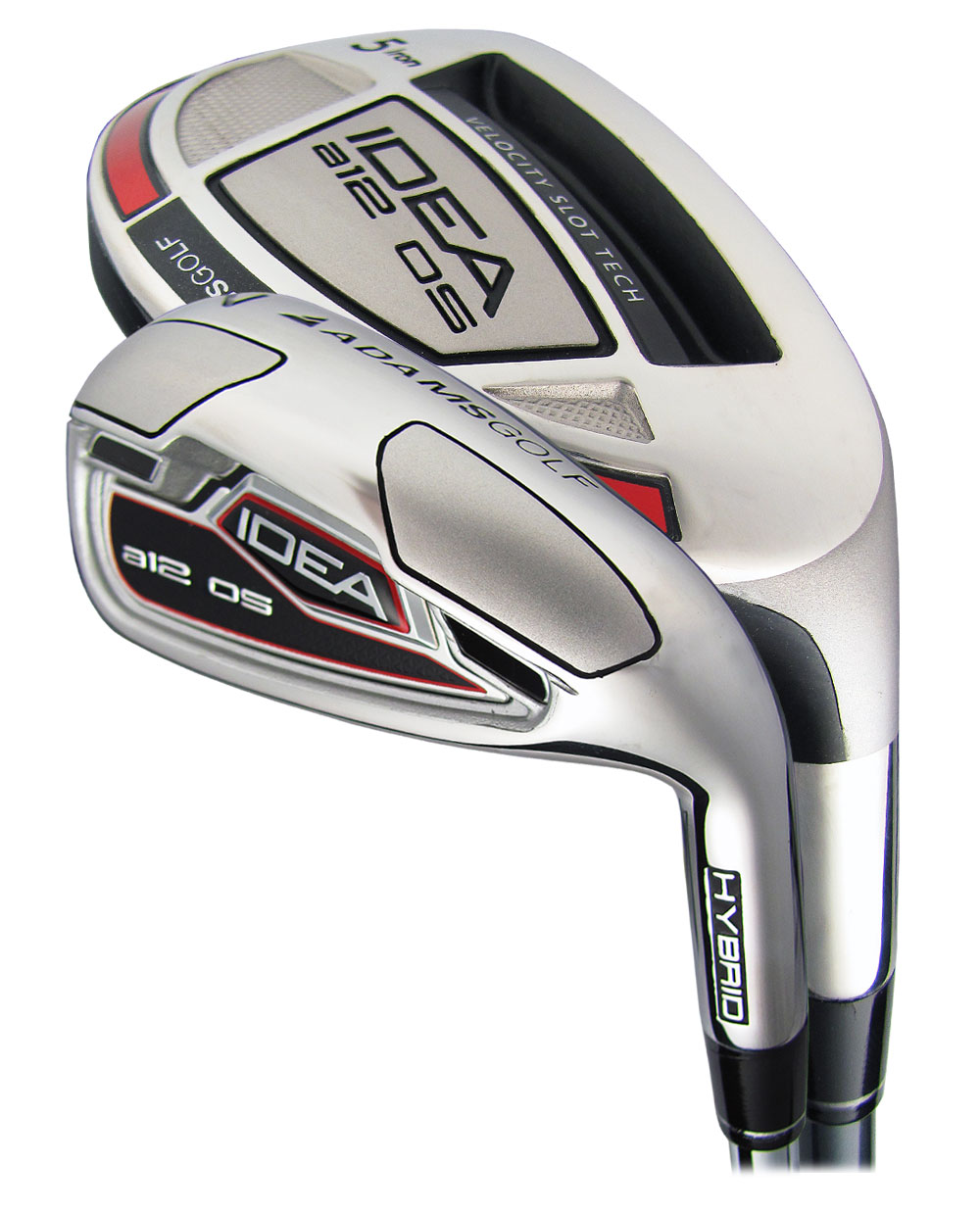 Adams Idea A12OS Hybrid Irons!