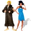 Betty and Barney Costumes