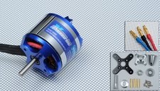 Exceed RC Rocket Brushless Motor 1050kv 4 Turn Rating