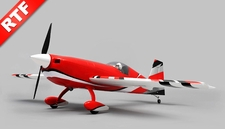 "Aerosky Extra 330SC 4CH Special Edition 55"" Sports Aerobatic Brushless RC Airplane RTF (Red)"