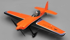 "NEW 4 Channel AeroSky Sbach 342 Aerobatic RC Plane 55"" ARF (Black)"