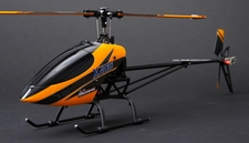 NEW!! Exceed RC XH400 FLYBARLESS Metal Edition Helicopter w/ 6CH 2.4Ghz DEVO-7 Transmitter RTF Combo