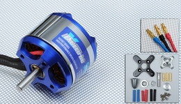 Exceed RC Rocket Brushless Motor 515kv 7.5 Turn Rating