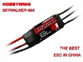 New HobbyWing SkyWalker ESC 40A for Airplane & Helicopter
