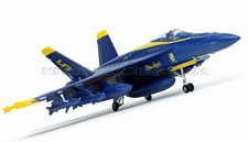 New Exceed RC 9CH 90MM F-18 Blue Angel Extreme Scale Jet Kit + 3D Thrust Vector