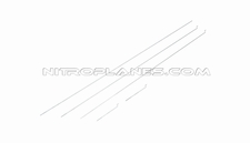 Linkage Rod for AirField RC F6F 1100mm