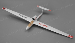 Art Tech ASK 21 RC EDF Glider 4 Channel Almost Ready to Fly 2000mm Wingspan