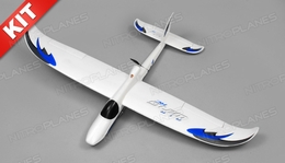 AirWing Wingsurfer 4 Channel RC Glider EPO Kit (Blue)