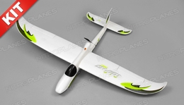AirWing Wingsurfer 4 Channel RC Glider EPO Kit (Green)