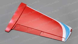 Right Main Wing (Red)