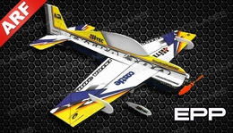 Tech One RC 4 Channel Extra 300 Indoor Aerobatic 3D EPP Plane Almost Ready to Fly 830 Wingspan