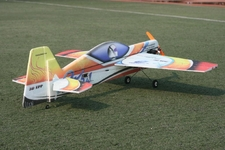 Tech One RC 4 Channel Yak54 1100mm EPP ARF Version Plane kit + AS2216 Motor + ESC + 11g servo + propeller