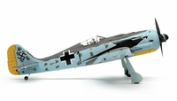 Dynam 5-CH Focke-Wulf 1270MM Brushless Radio Remote Control Scale RC Warbird 2.4G RTF