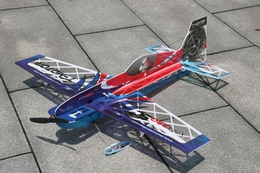 Tech One RC 4 Channel Extra 330 Depron RC Plane Kit ONLY